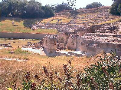 Theatre in Locri
